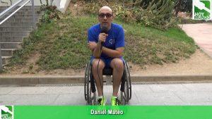 "Capítulo 4 - Temporada 3 ""Entrevista Daniel Mateo Deportista"""