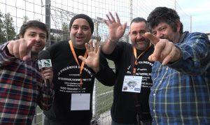 """Capítulo 3 - Temporada 3 """"Entrevista La Polémica Deportiva"""""""